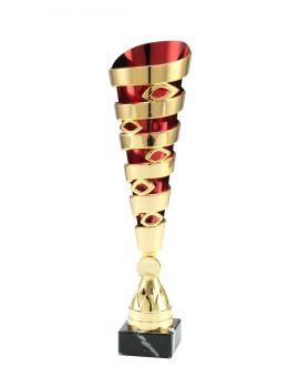 Pokal MP415 Höhe 33,5cm-39,5cm in 5 Höhen erhältlich