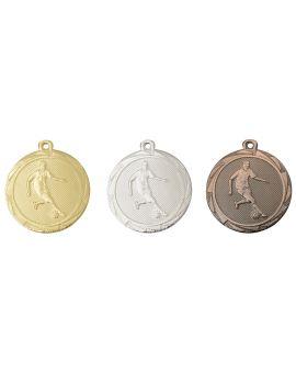 45mm Medaille Fussball ME110