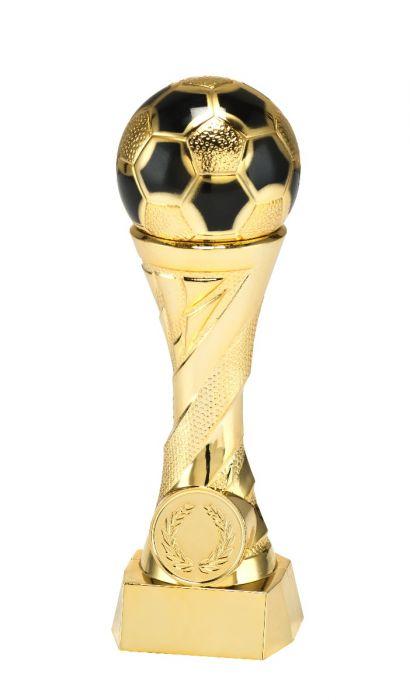 Fussballpokal X821 Gold In 4 Hohen 16cm 19cm 23cm 27cm