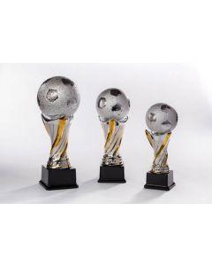 Fußballpokal ST39312-14 in 3 Höhen 27,5cm-31,5cm-35,5cm