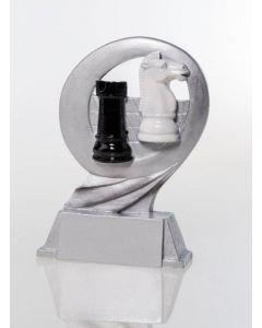 ST39360 Schach Standtrophäe Höhe 17cm
