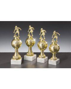 ST56001-04 Fussball Frauen Pokal Höhe 22cm-25cm in 4 Höhen erhältlich