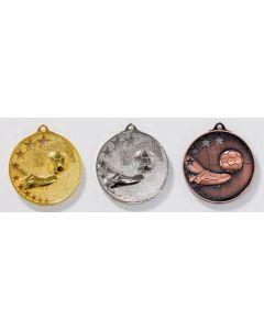 50mm Medaille Fussball 9188