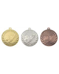 50mm Medaille Fussball DI5000B