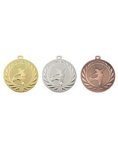 50mm Medaille Fussball DI5000C