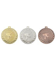50mm Medaille Judo DI5000I