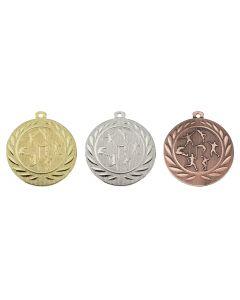 50mm Medaille Leichtathletik DI5000K