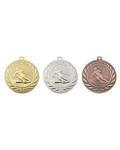 50mm Medaille Schifahren DI5000Q