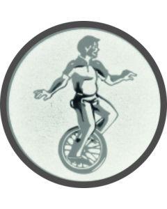 Emblem Einrad (Nr.318)