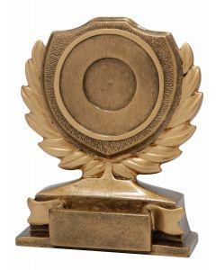 FG150 Neutral gold Standtrophäe Höhe 12cm