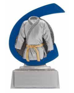 FG259 Judo / Karate Standtrophäe Höhe 10cm