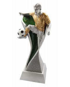 FG4020 Fußballer Standtrophäe Höhe 40cm