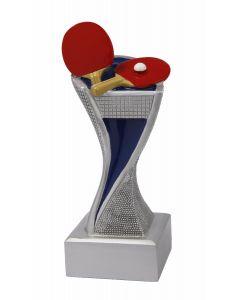 FG4151 Tischtennis Standtrophäe Höhe 14,5cm-17cm-19,5cm