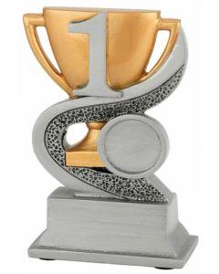 FG901 Pokal 1er Standtrophäe Höhe 12cm