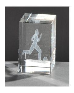 Kristallquader Fußballer