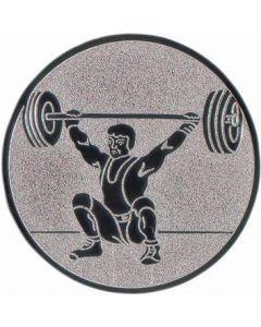 Emblem Gewichtheben (Nr.110)