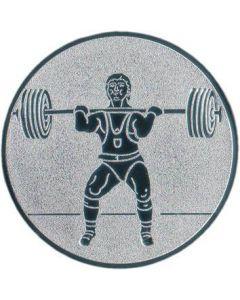 Emblem Gewichtheben (Nr.111)
