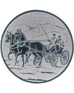 Emblem Kutschenfahren (Nr.92)