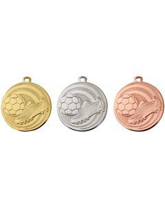 45mm Medaille Fussball TAC090