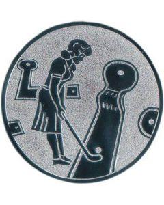 Emblem Minigolf/Damen (Nr.96)