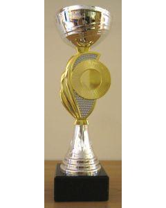 Pokal MP1607 Höhe 20,5cm-29,5cm in 10 Höhen erhältlich