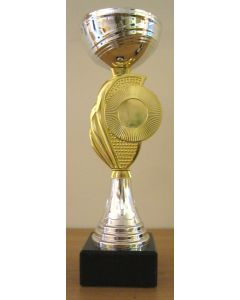 Pokal MP1608 Höhe 20,5cm-29,5cm in 10 Höhen erhältlich