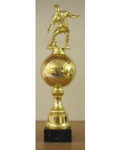 Fußballpokal MP1800F in 12 Höhen 30cm-47cm
