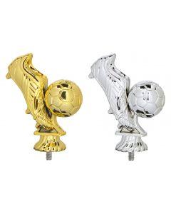 Fußball Figur P205 Höhe 11cm inkl. Marmorsockel