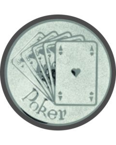 Emblem Pokern (Nr.312)