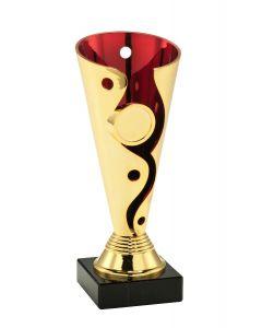 Pokal TAC246 Höhe 15,5cm-17,5cm-19,5cm in 3 Höhen erhältlich