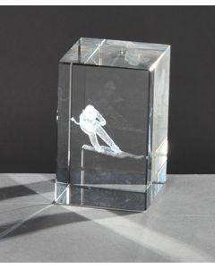 Kristallquader Schifahren / Ski-Alpin