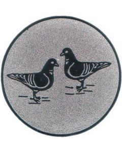 Emblem Tauben (Nr.171)