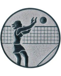 Emblem Volleyball/Damen (Nr.123)